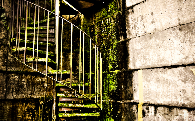 The Staircase - HDR