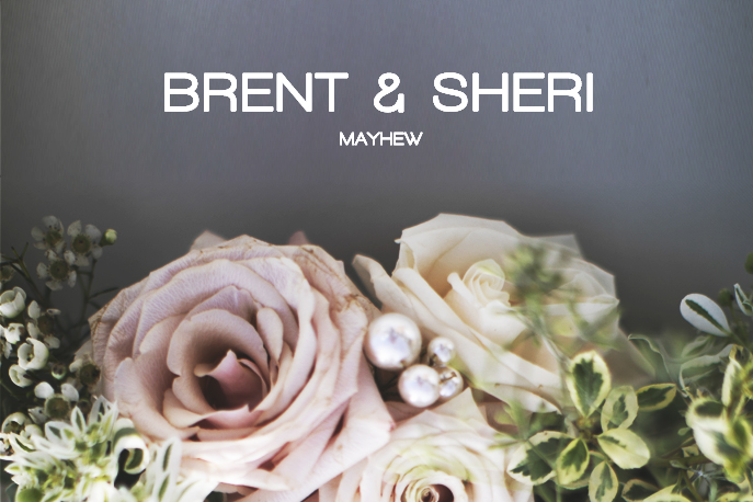 Brent and Sheri